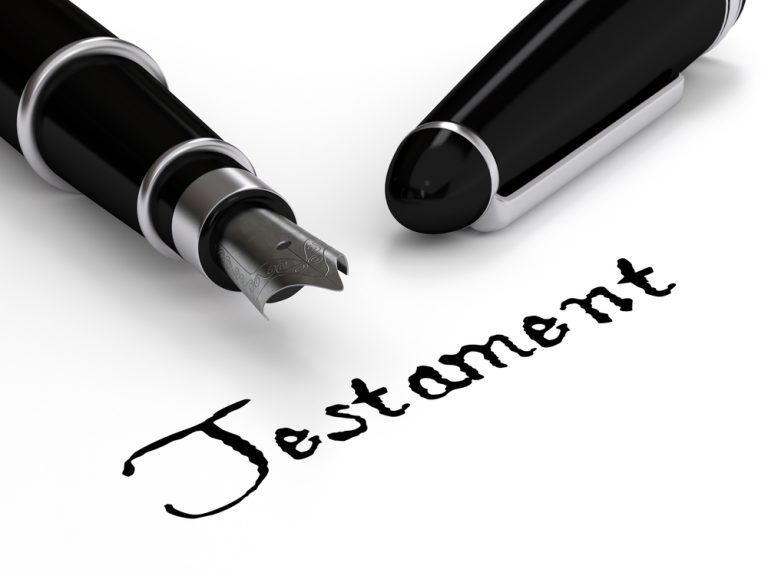 Should you reject the inheritance or accept it? What are the consequences of this decision?